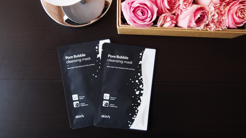 Pore Bubble Cleansing Mask 1