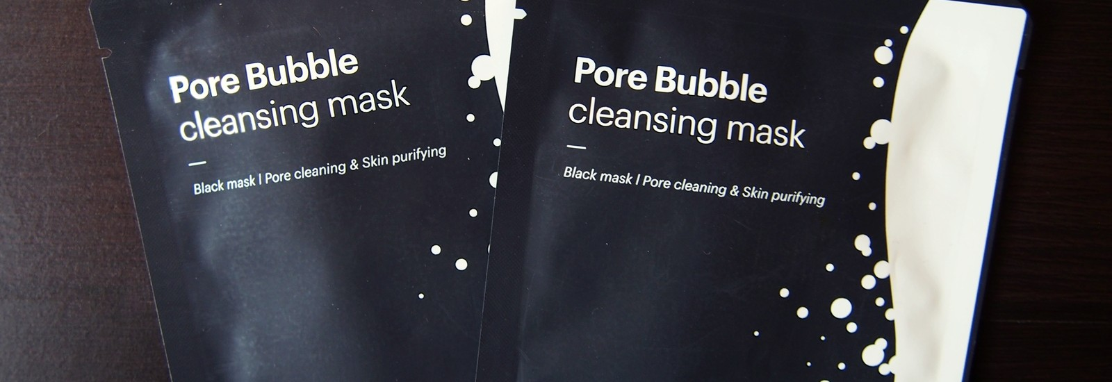 Pore Bubble Cleansing Mask 2